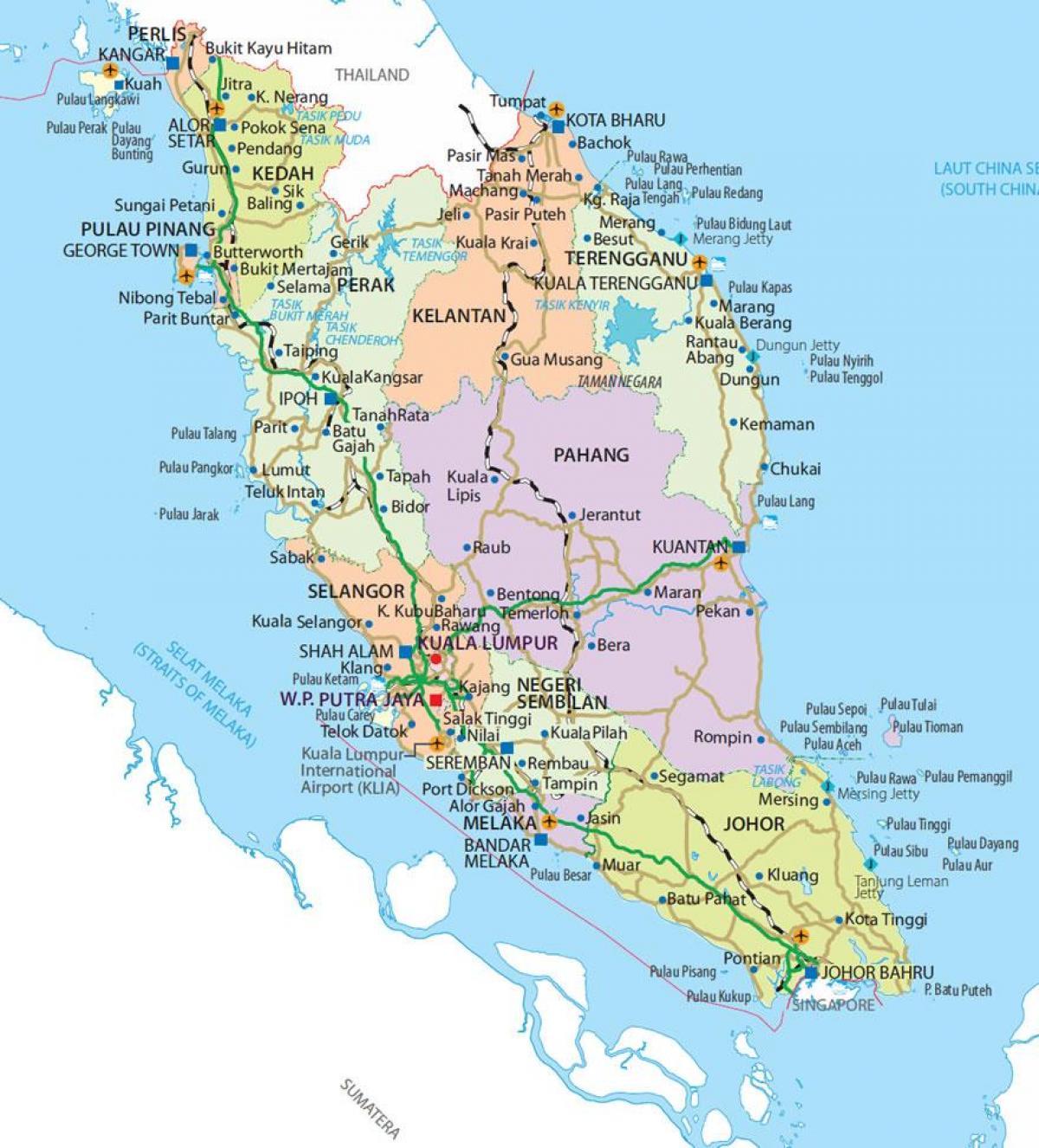Semenanjung Malaezia Harta Penisular Malaezia Harta Asia De Sud